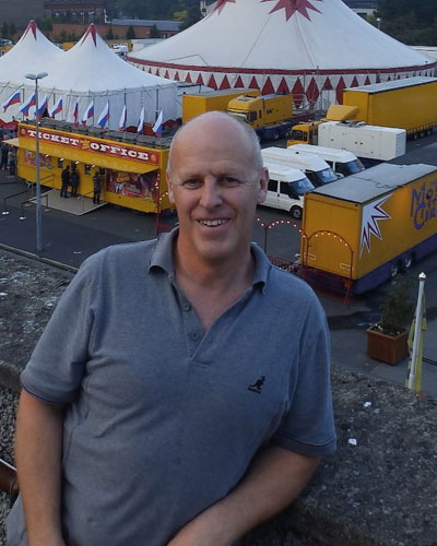 Paul Archer Profile Picture